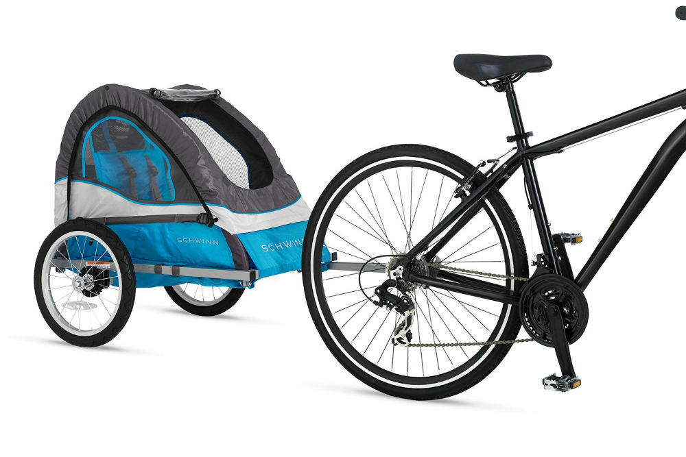 Schwinn Bike Trailers Reviews - Bicycling and the Best ...